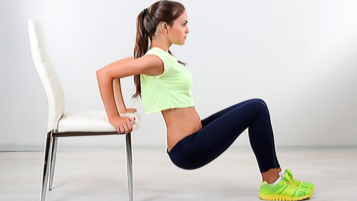 Home Fitness Exercises