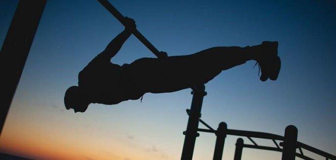 Упражнения и элементы воркаут