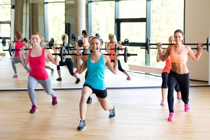Виды фитнес упражнений