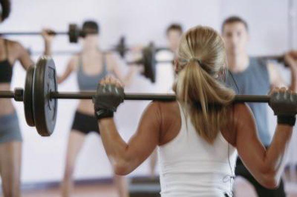 Виды силовых упражнений