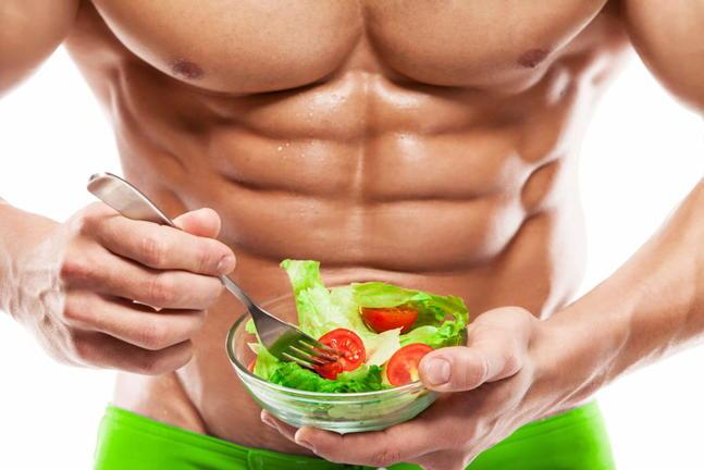 Здоровое питание в спорте