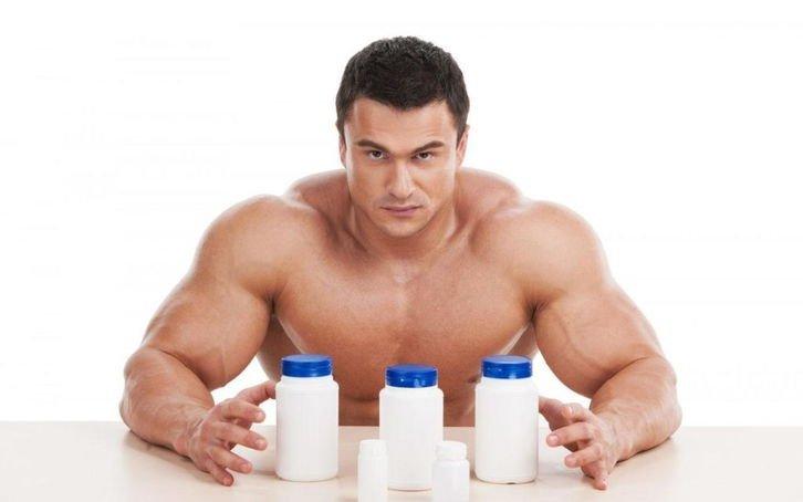 Бодибилдинг и спортивное питание